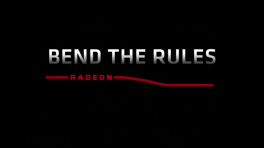 Image result for amd rx 5700 bend the rules