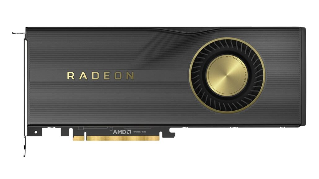 AMD Radeon RX 5700 XT 50th Anniversary Edition Graphics Card