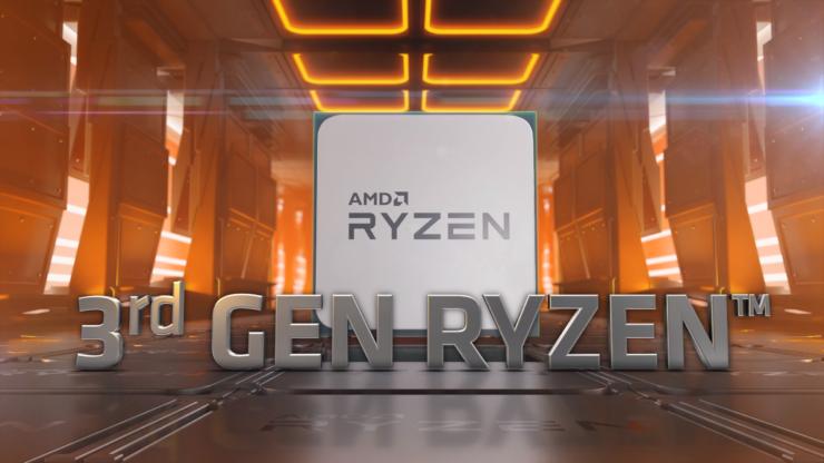 Détail sur les prix des CPU AMD Ryzen 3000 et des cartes mères X570 AMD-Ryzen-3000-CPU-Official-Video_2-740x416