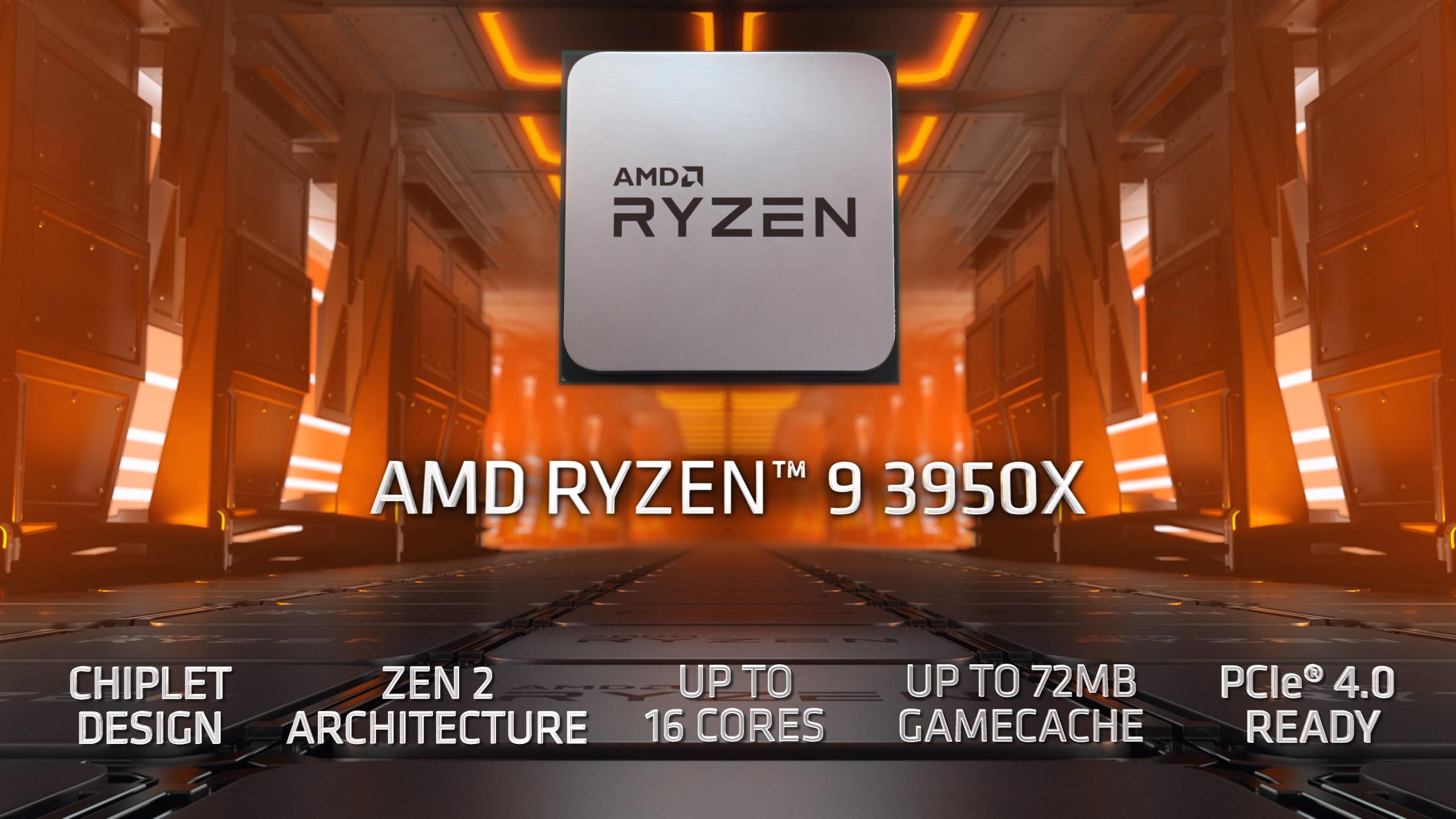 AMD Ryzen 9 3950X 16 Core Overclocked To 5 GHz, 5100 DDR4 Memory