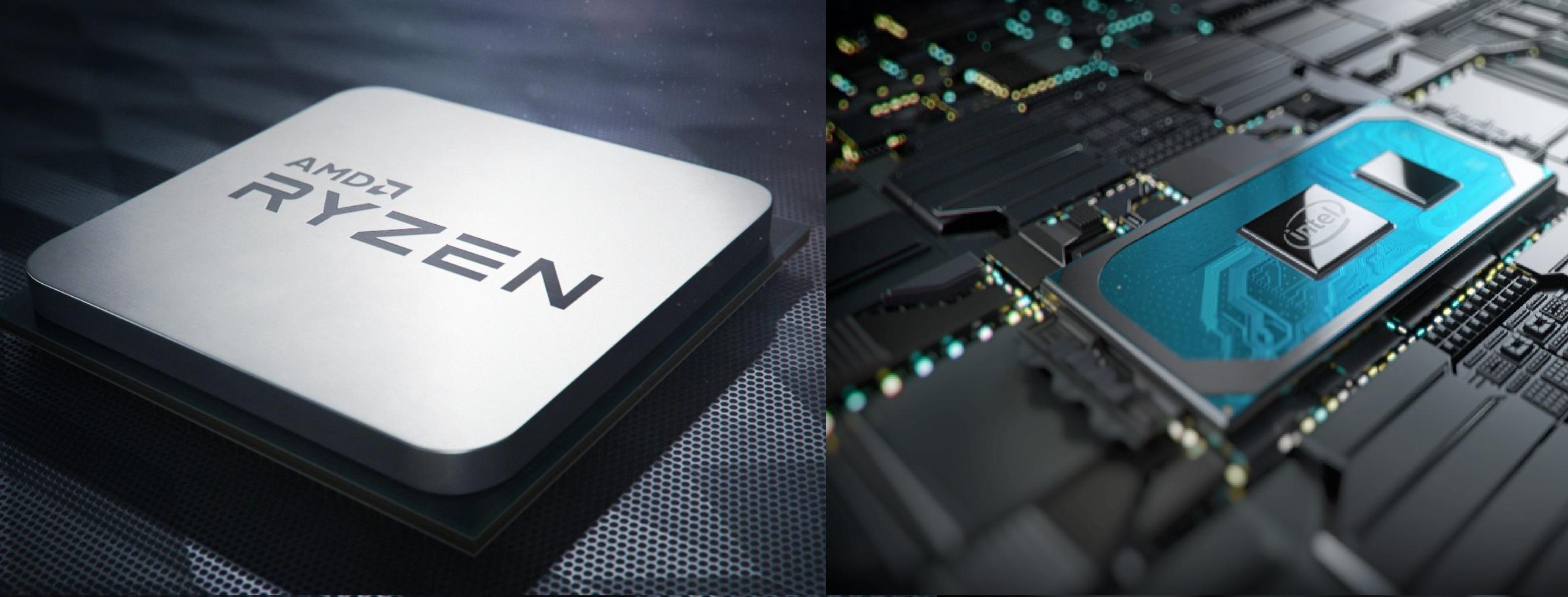 Intel Markets Their 9th Gen Core Cpus Better Than 3rd Gen Amd Ryzen