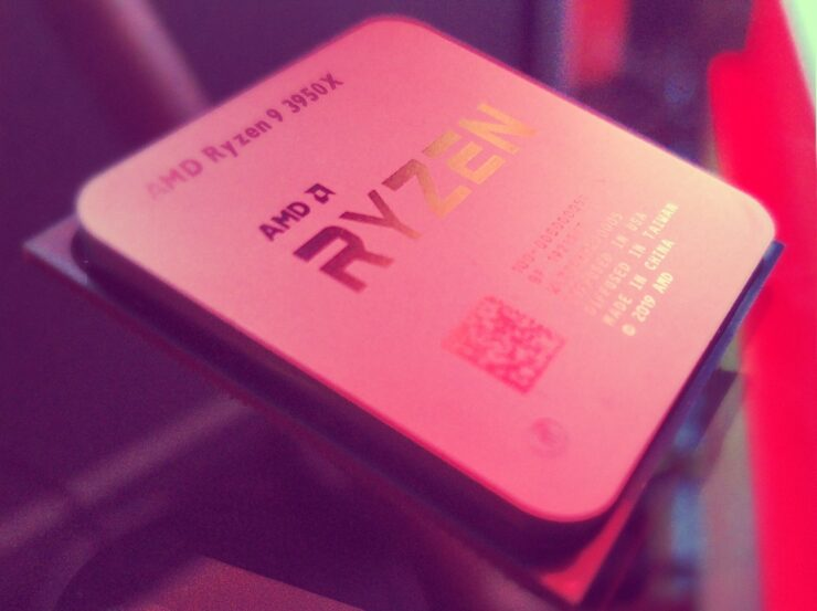16-ти ядерник AMD опережает Intel Core i9 9980XE! Утечка результатов новинки на Zen 2