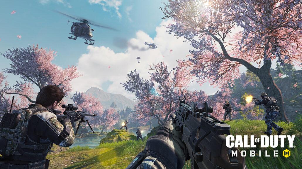 Call of Duty: Mobile будет предустановлена на Galaxy Note 10.