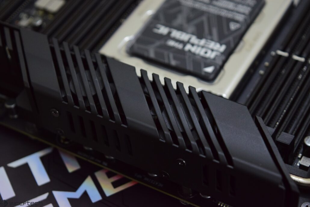 Asus Rog Zenith Extreme Alpha Motherboard Review With Amd Ryzen 3dwarrior