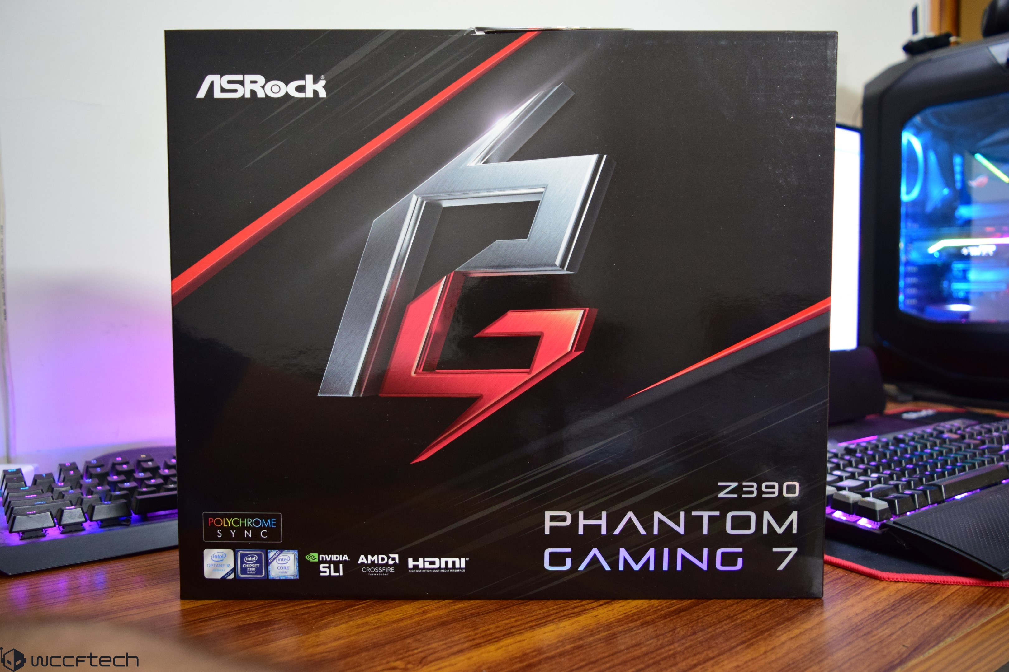 ASRock Z390 Phantom Gaming 7 Motherboard Review – Phantom Gaming Rev