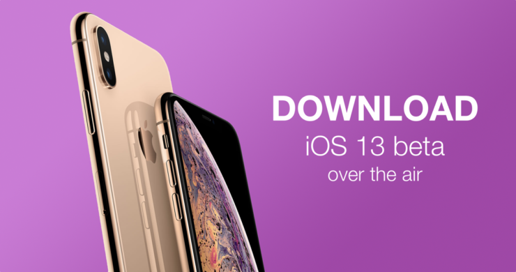 Download iOS 13 Beta Over the Air Without Losing Files or