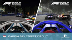 F1 2019 Takes to the Night of Bahrain, Showing Huge Improvements