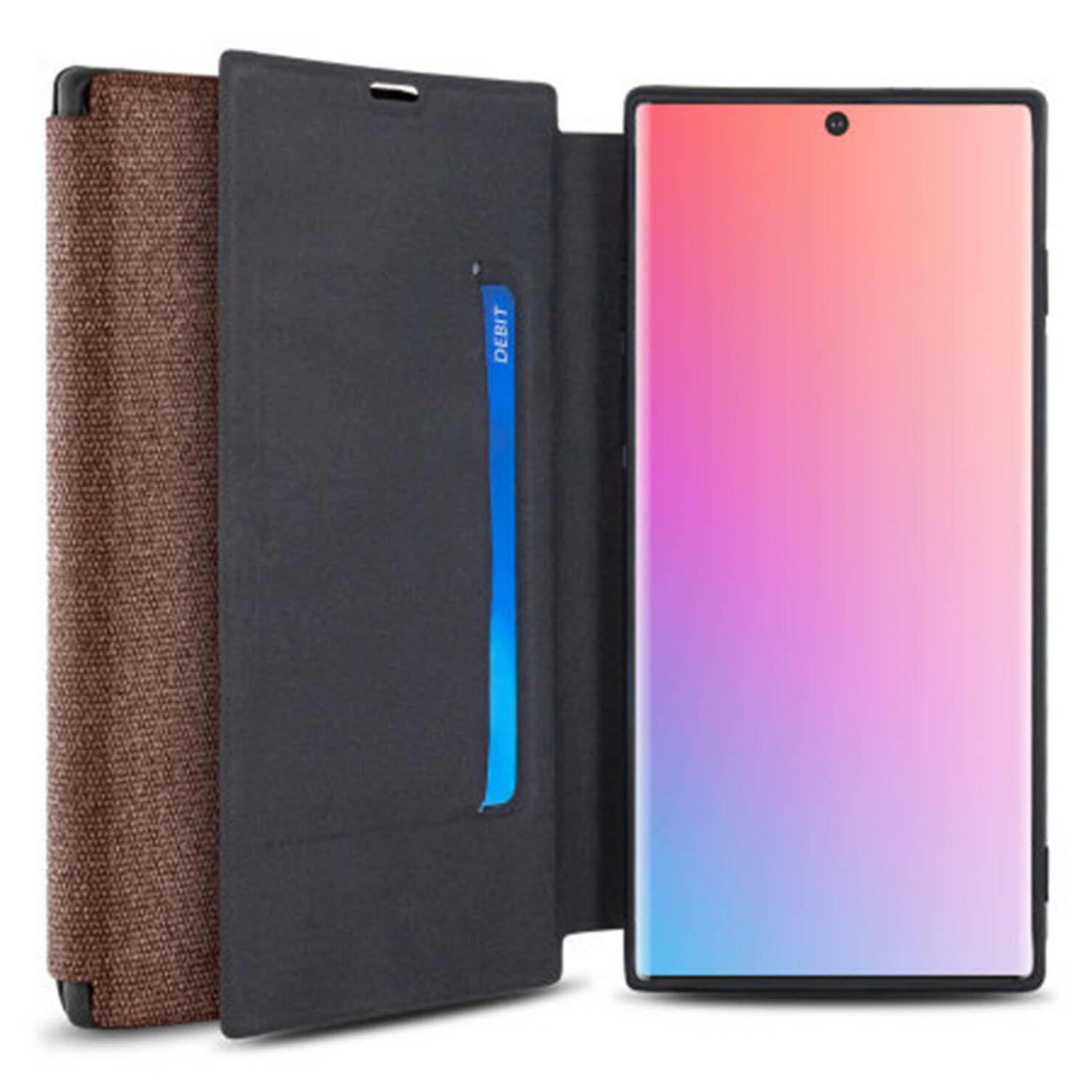 Galaxy Note 10 case accessories leak