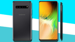 Galaxy Note 10 Plus live images and other details