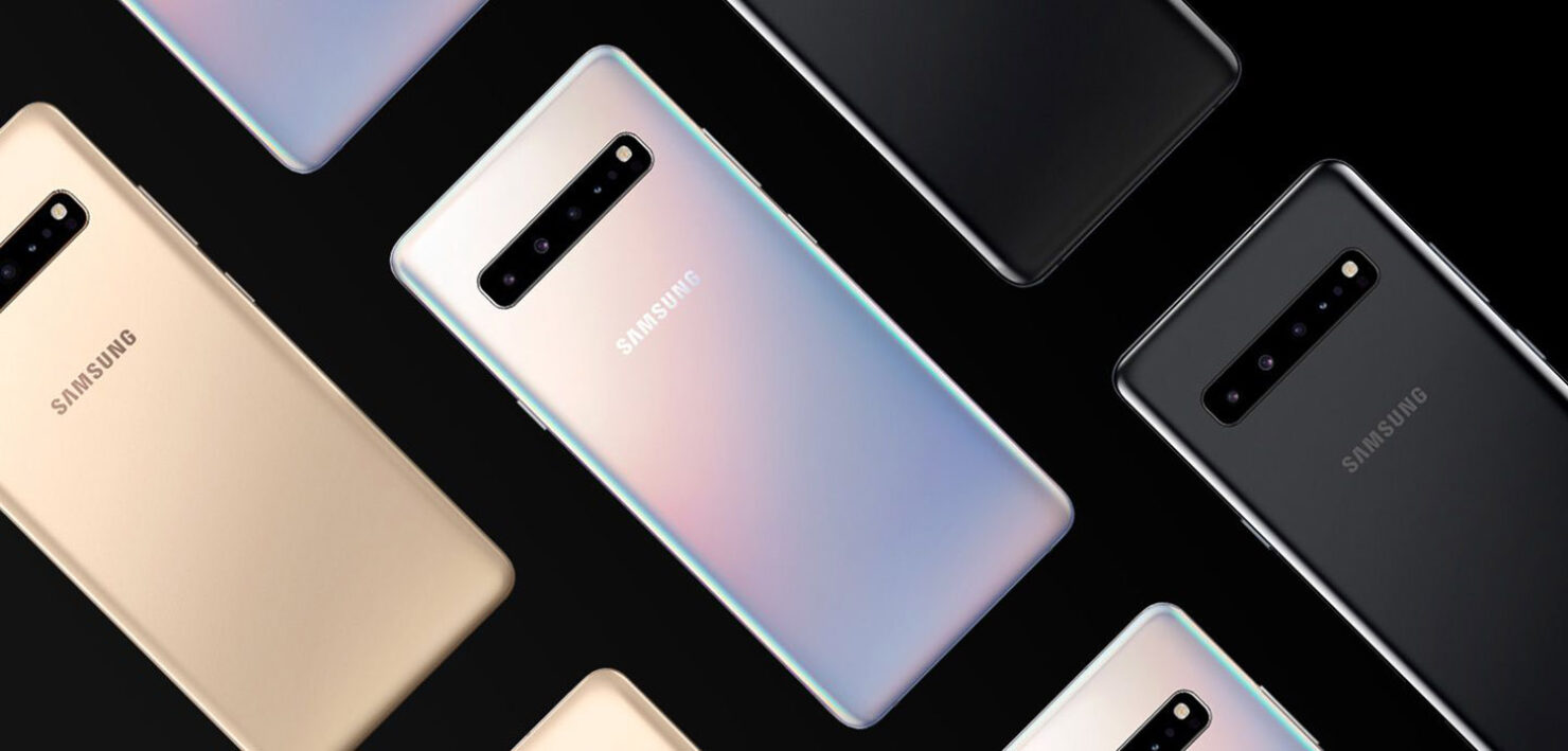 Samsung has trademarked a term for smartphones that will ship with ToF sensors