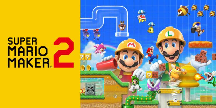 Mario Maker 2 Update 3.0.0