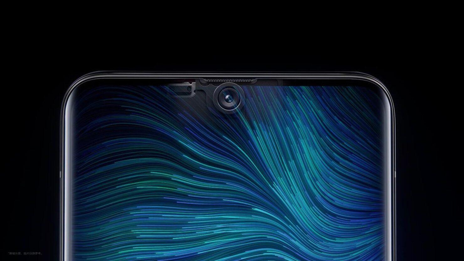 OPPO unveils worlds first under screen selfie camera