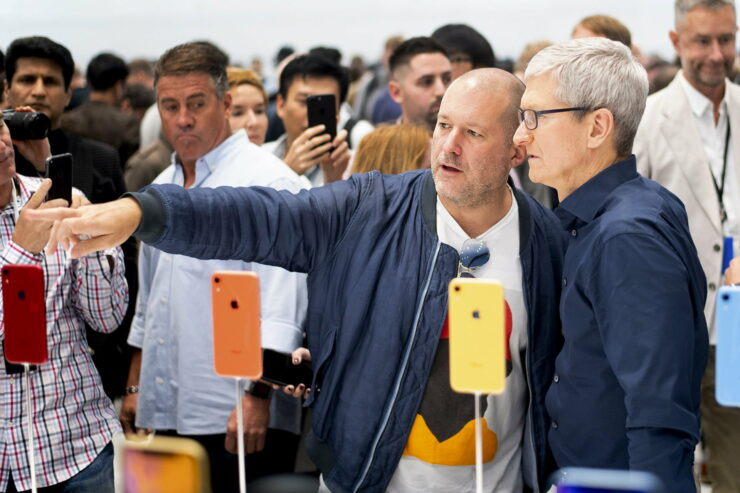 Jony Ive interview 5 years ago shows he'd resign if there was no innovative work at work
