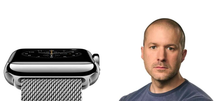 Jony Ive reducing workload Apple