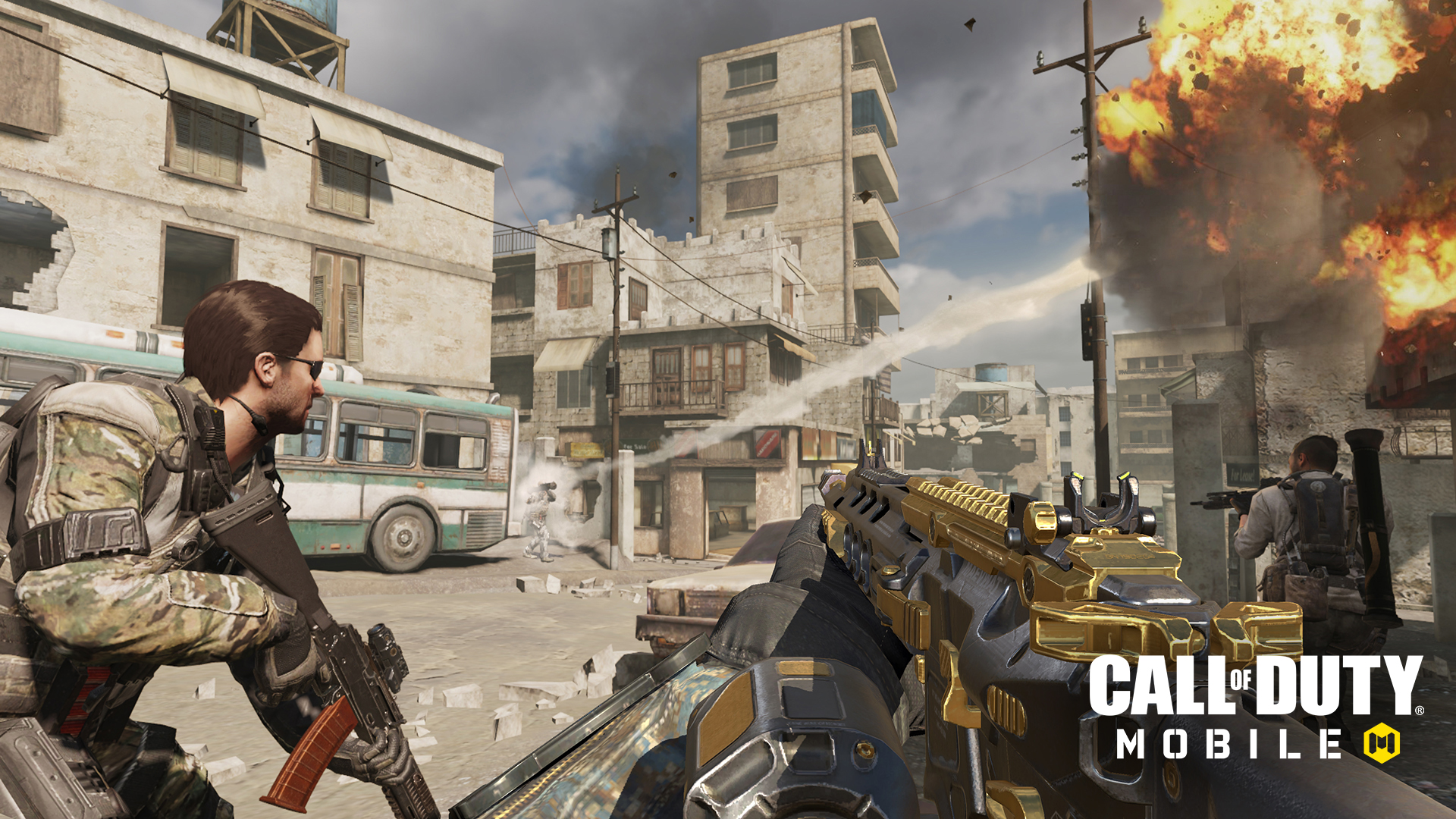 Call Of Duty Mobile Hands On Preview A Complete Freemium Package