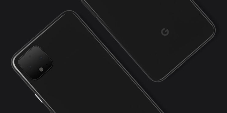 Google Pixel 4 leak showing brand new color