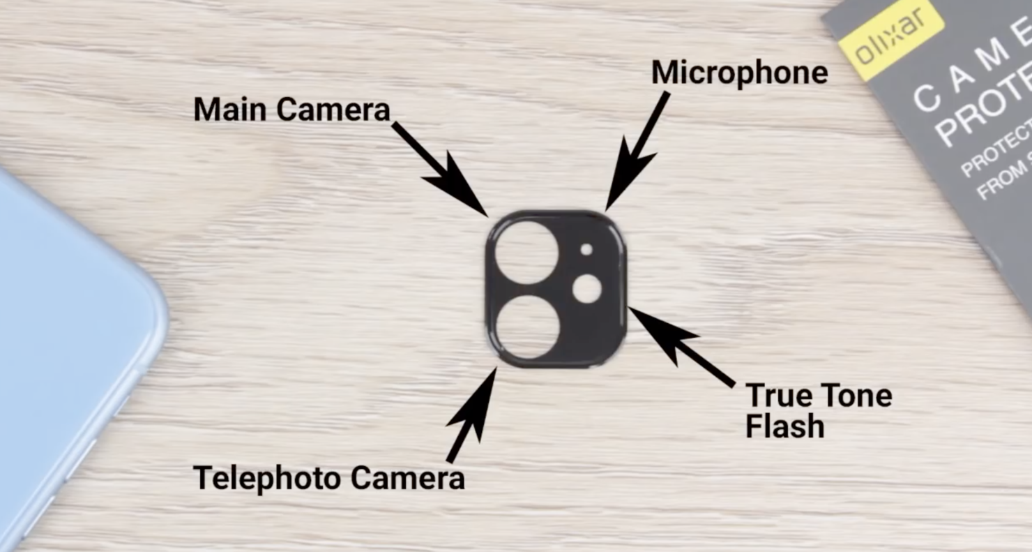 2019 iPhone XR Rear Camera