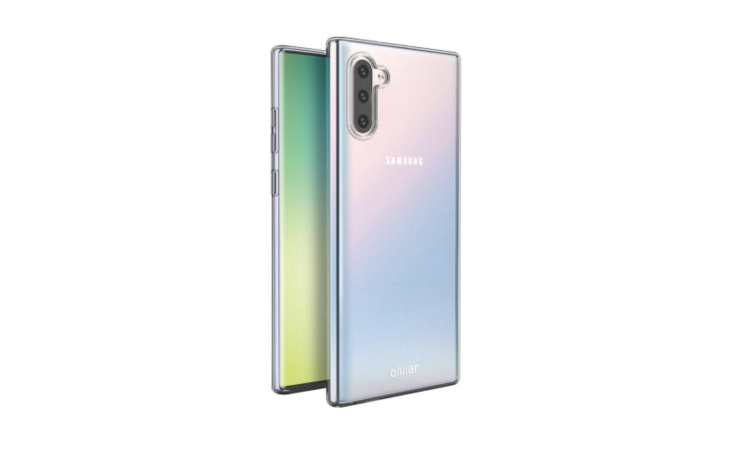 Galaxy Note 10 case