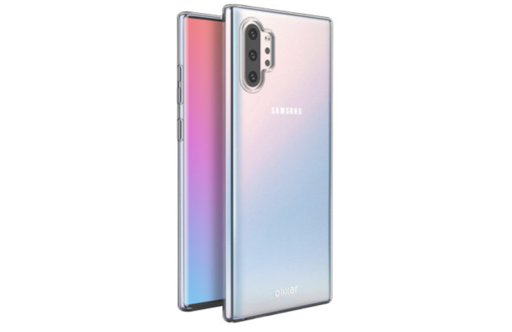 Galaxy Note 10 Pro case