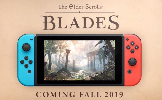 The Elder Scrolls: Blades Coming to Nintendo Switch, New Updates