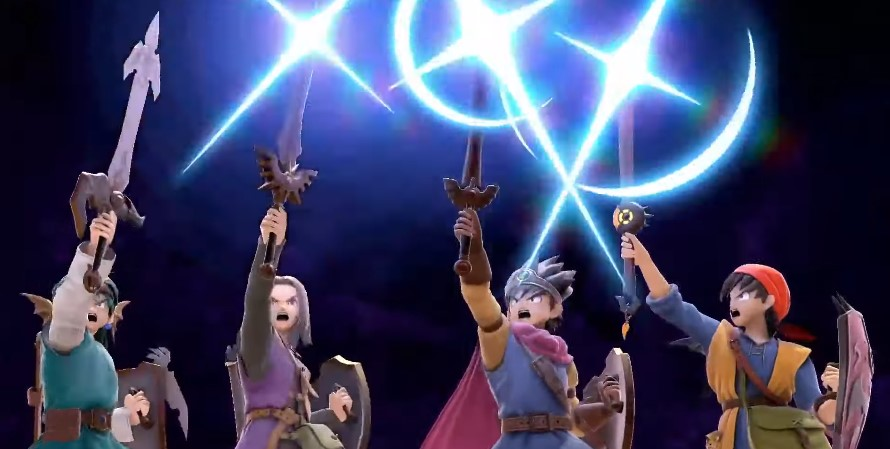 Dragon Quest Hero Comes to Super Smash Bros  Ultimate as the Next