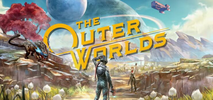 The Outer Worlds Art Murder on Eridanos