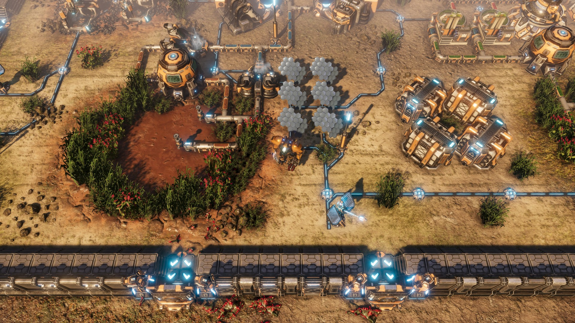 The Riftbreaker Preview - Tower Defense With A Twist