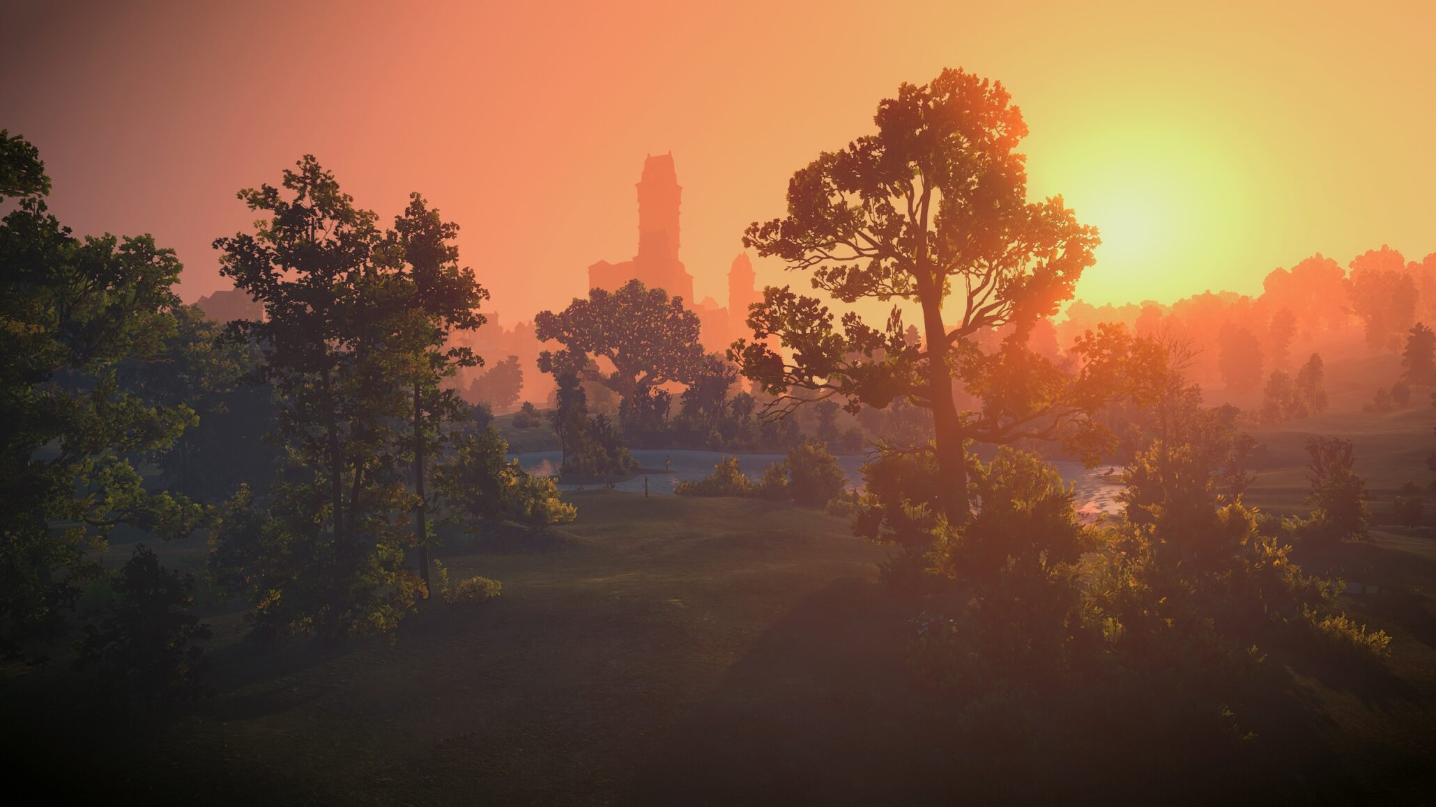 The Witcher 3 New Mod Vastly Improves Trees' Level Of Detail