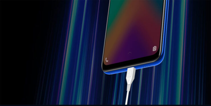 Vivo 120W charging technology for smartphones