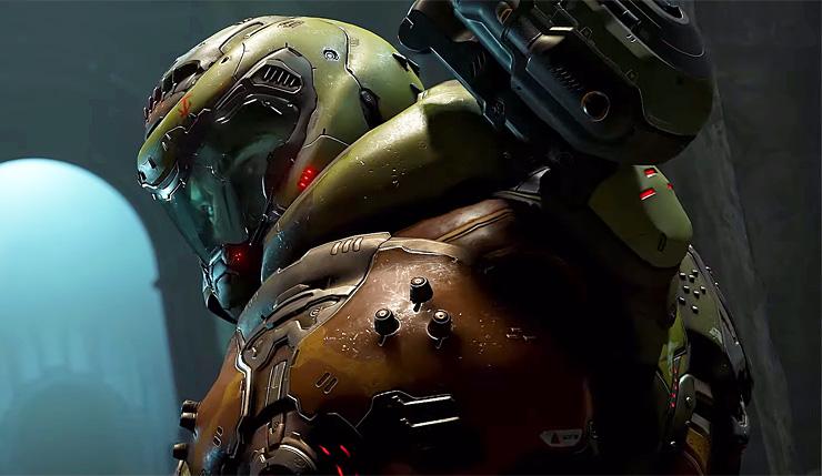 Doom Eternal Drops Gory New Gameplay, Mutliplayer Details