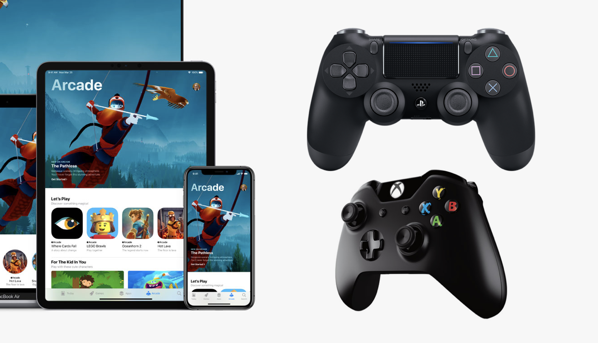 How to Pair PlayStation 4 or Xbox One Controller with iOS 13