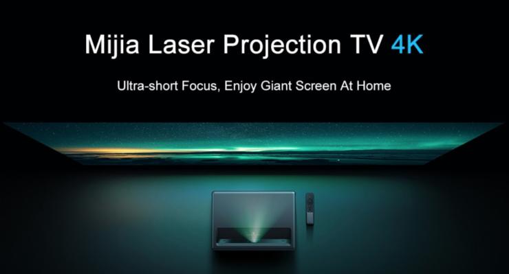 xiaomi 4k projector discount