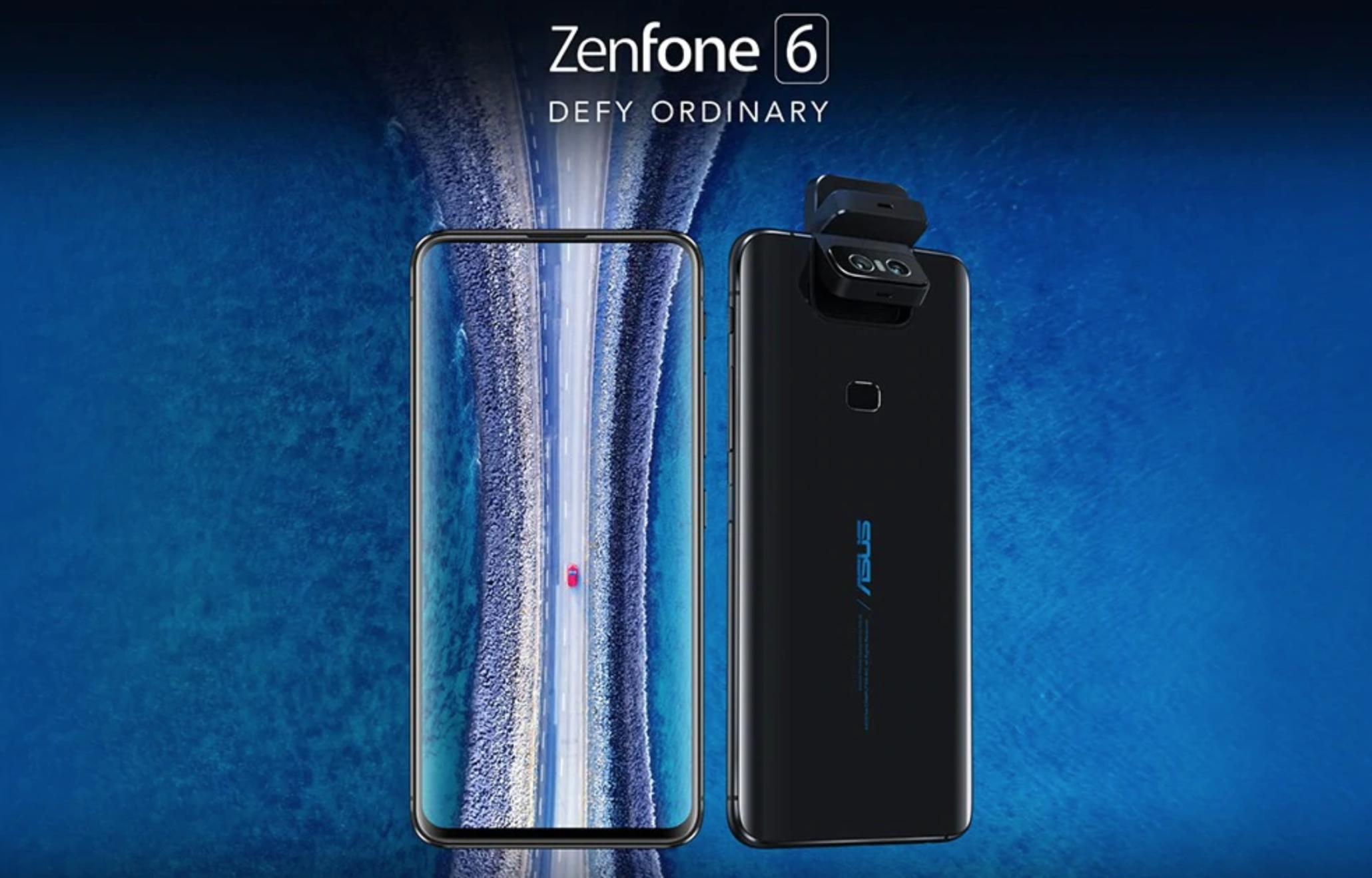 ASUS ZenFone 6 Update Improves Camera Rotation Stability and