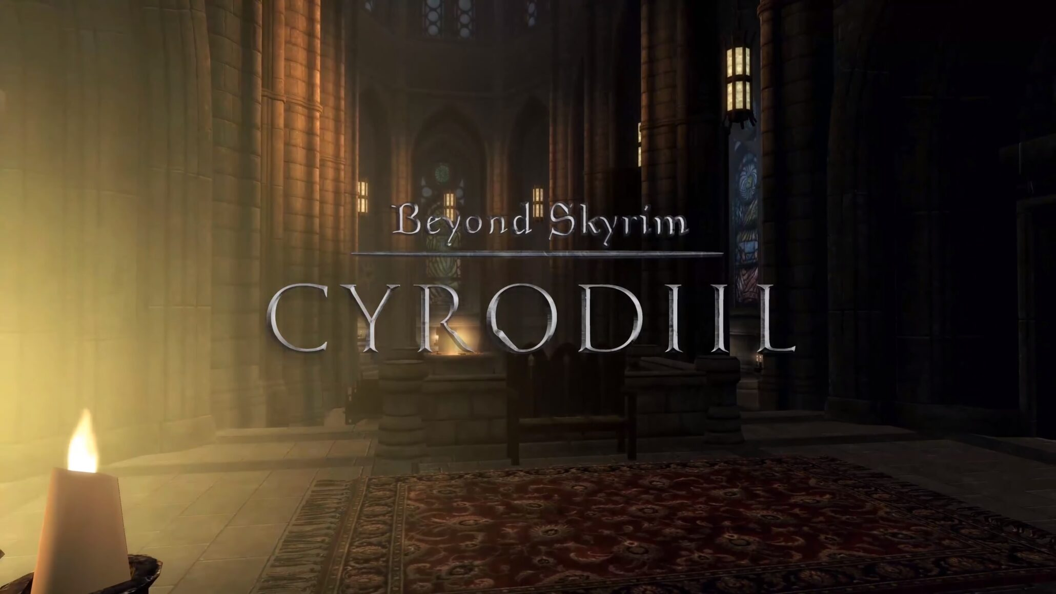 Beyond Skyrim: Cyrodiil Total Conversion Mod Gets New Trailer