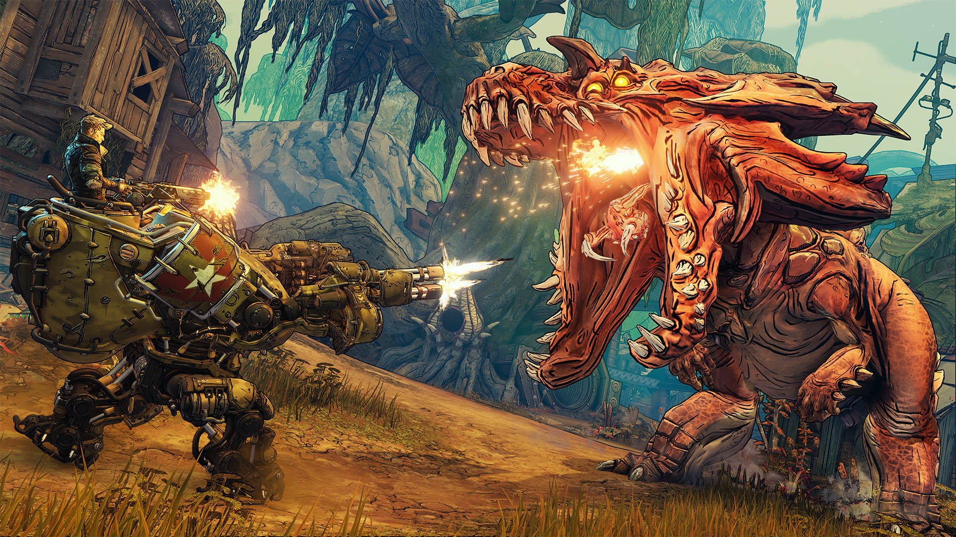 Borderlands 3 to Last 35 Hours Without Even Getting into a Lot of Side Missions, Says Creative Director