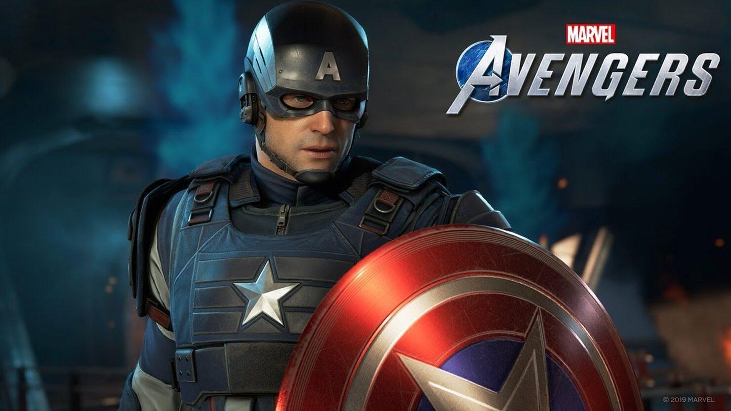 Avengers main story length