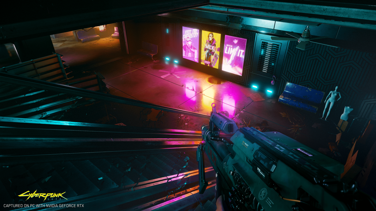 Cyberpunk 2077 Xbox One X 4K Resolution cyberpunk 2077 rtx ray tracing 4k 2-min
