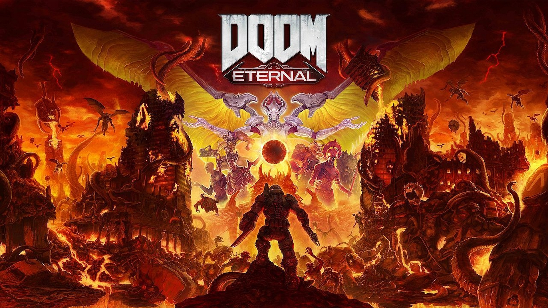 Image result for doom eternal