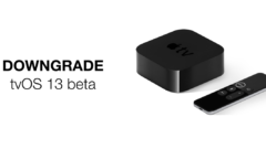 Downgrade tvOS 13 Beta