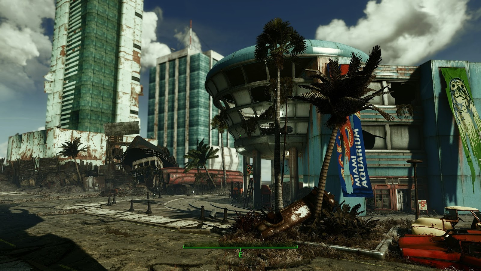 Fallout 4 Expansion Mod Fallout Miami Early Version Released for