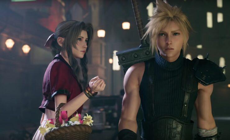 Final Fantasy VII Remake Part 2