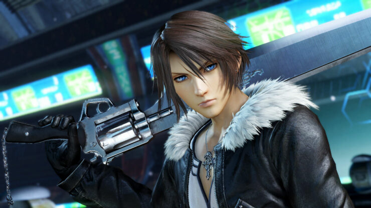 final fantasy viii remastered release date