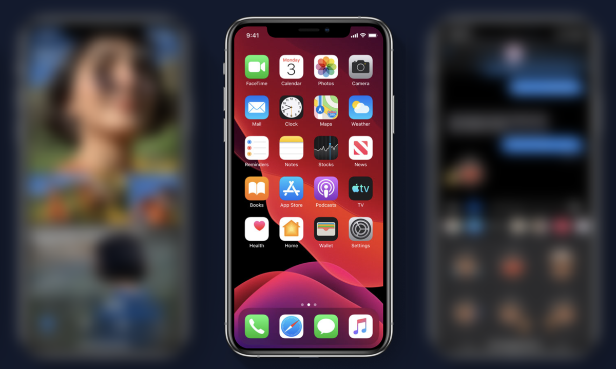 Download Stock Ios 13 Beta Wallpapers For Iphone And Ipad