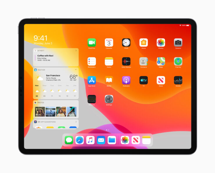 iPadOS official WWDC 2019 features release date more