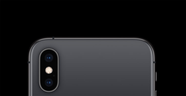 Apple iPhone contract for advanced camera sensor