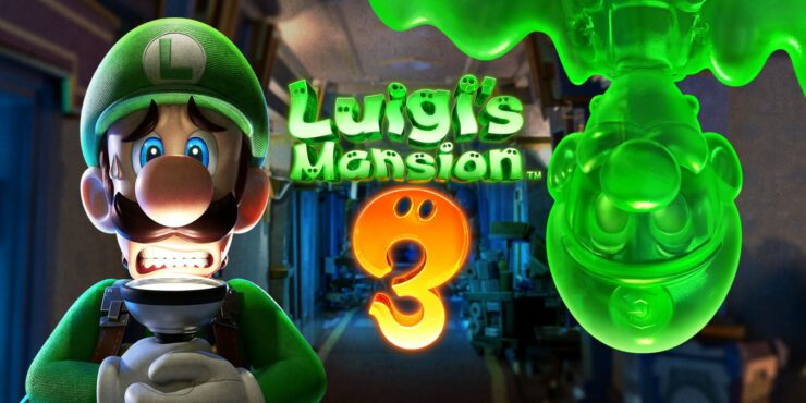 Luigi's Mansion 3 update 1.3.0