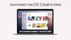 macOS 10.15 Catalina Beta USB Installer Drive