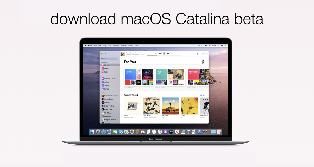 How to Create macOS 10 15 Catalina Beta USB Installer Drive