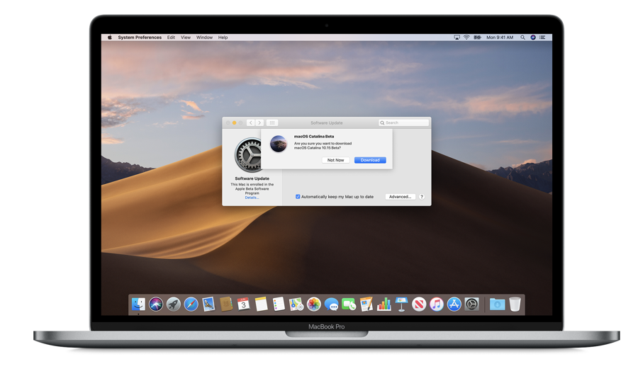 macOS Catalina Beta 4 Released To Developers for Testing Purposes