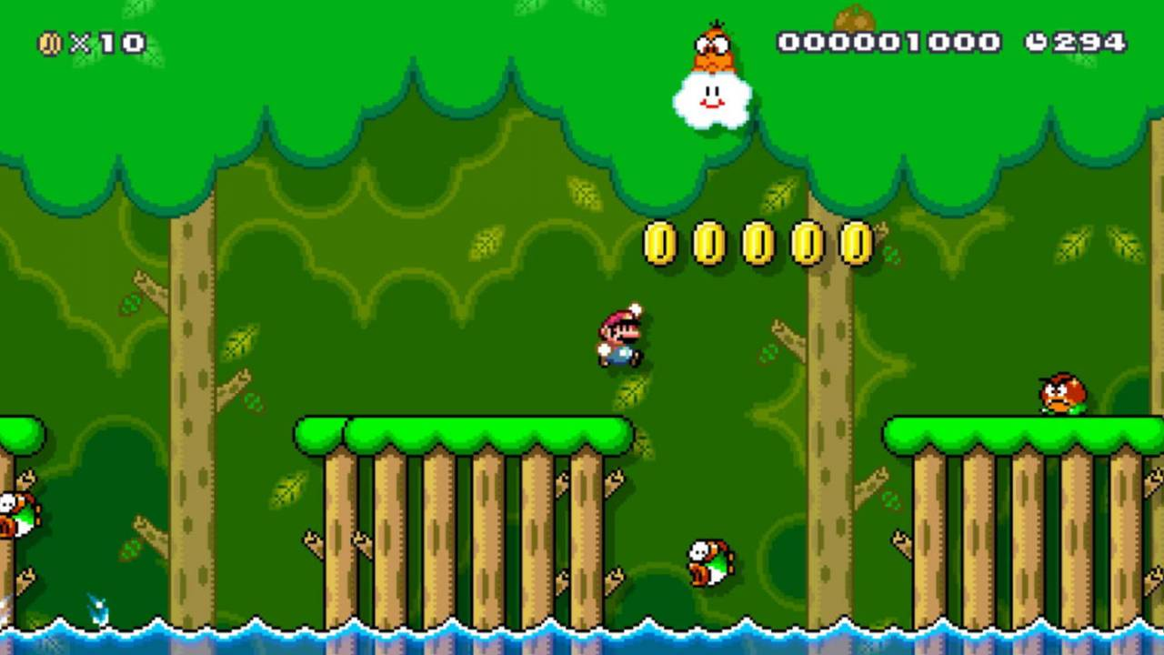 Nintendo Switch Emulator Yuzu Can Run Super Mario Maker 2